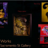 "Sacramento Street Gallery ""Small Works 2009"""