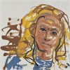 """Jon Imber's """"Painting Up A Storm"""" Reviewed in Boston Globe"""