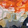 MassWax Exhibition at the Chandler Gallery Displays Versatility of Encaustic Printmaking