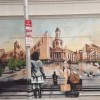 New Shepard Street Public Mural Faces Removal
