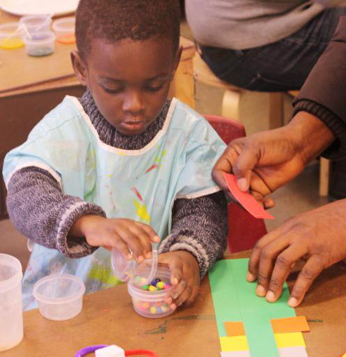 Agassiz Baldwin Community Sacramento Street Preschool