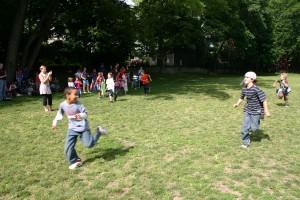 Running Field