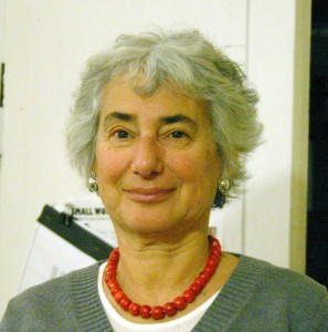Miriam Goldberg, ABC Board Co-chair, 2010