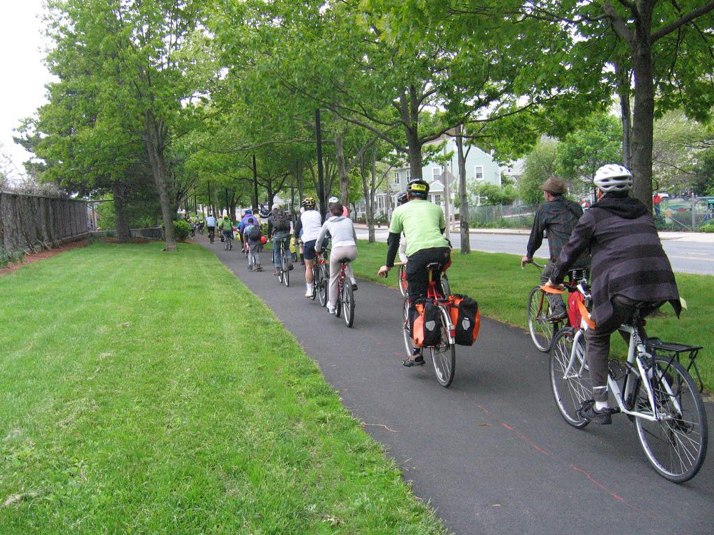 Healthy Aging & Biking