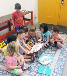 Preschoolers for Whistler