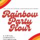 Rainbow Party Hour